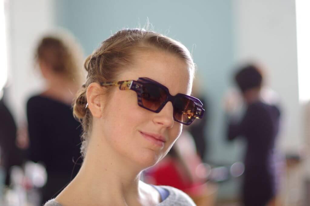 lunettes de soleil de la marque française et artisanale audacieux